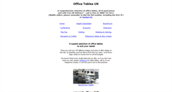 Preview of office-tables.co.uk